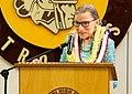 Supreme Court Justice Ruth Bader Ginsburg Visits Mililani High School Oahu Hawaii (51012287180).jpg