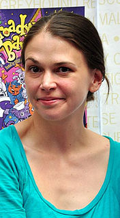 Sutton Foster American actress