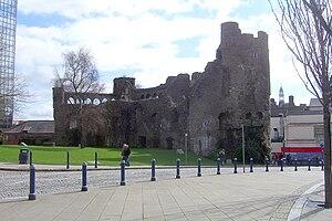 Swansea - Swansea Castle