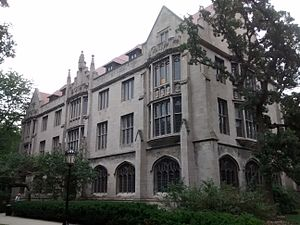 University of Chicago Divinity School - Swift Hall