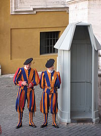 Swiss Papal Guards.JPG