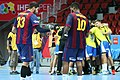 Sydney Barcelona Super Globe 2014 Group A, Qatar.jpg