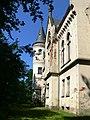 Szalejów Dolny. Zamek i mauzoleum rodu von Münchhausen..jpg
