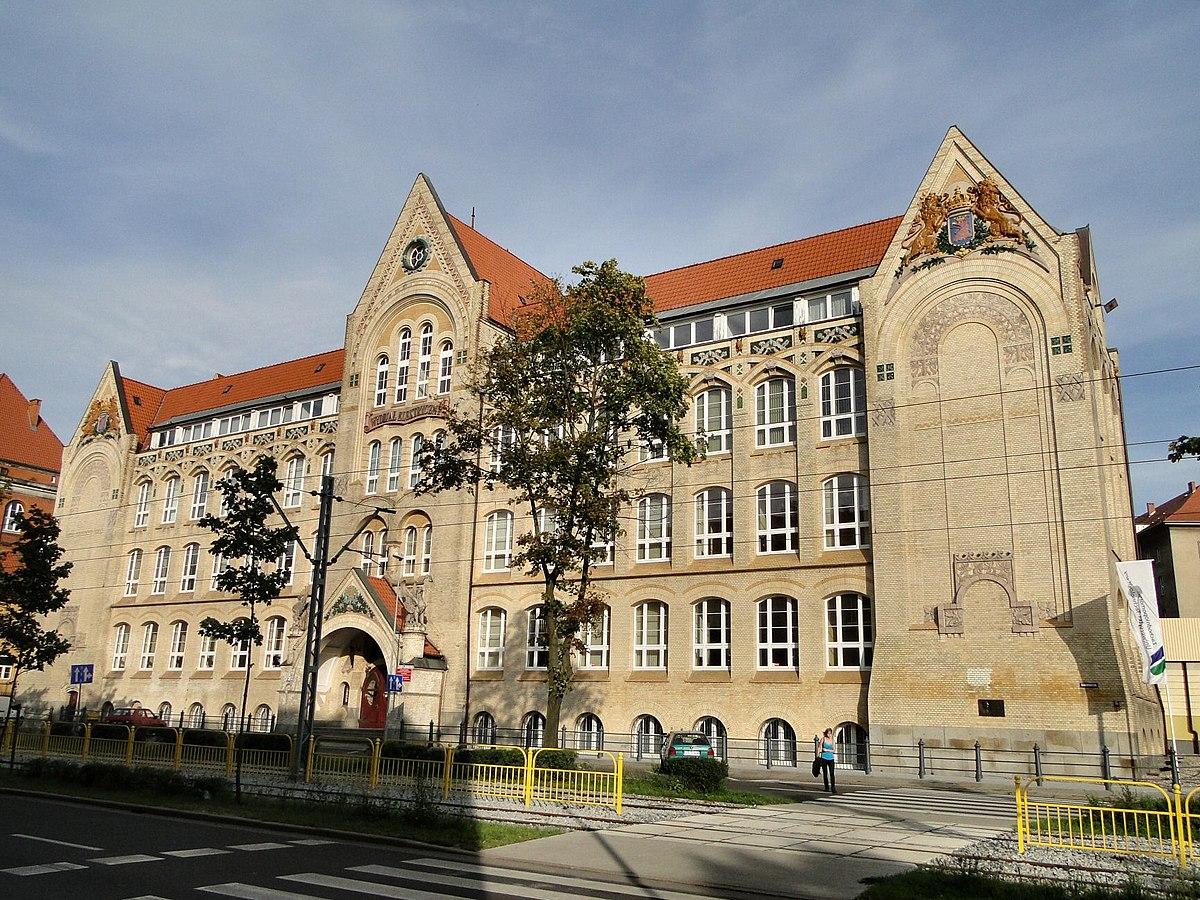West Pomeranian University Of Technology Wikipedia