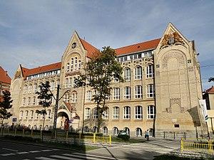 West Pomeranian University of Technology - Image: Szczecin Zachodniopomorski Uniwersytet Technologiczny 3