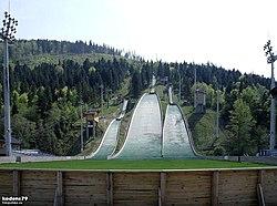 Szczyrk, Skocznia narciarska - fotopolska.eu (306260).jpg
