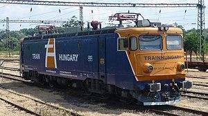 CFR Class EA - Train Hungary Class 400