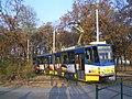 Szeged 2-es villamos próbajárat 2011-11-16.JPG