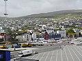 Tórshavn Blick von der Festung 4.JPG