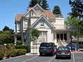 T. B. Downing House, 706 Cowper St., Palo Alto, CA 5-27-2012 1-55-35 PM.JPG
