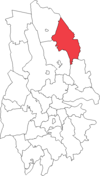 Ramsbergs landskommune i Örebro amt
