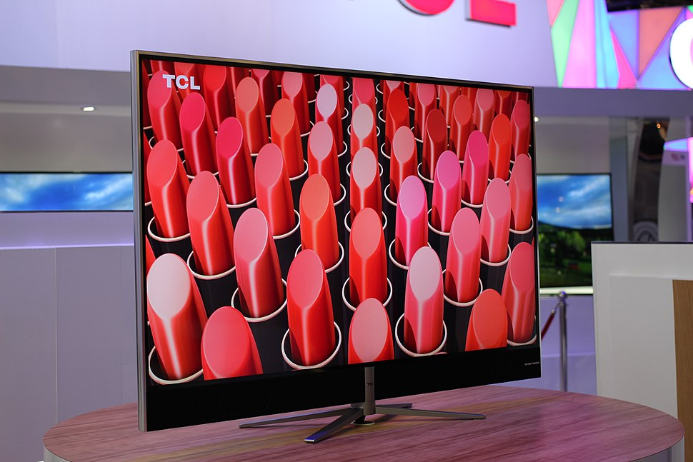 """TCL H9700 55"""" Quantum Dot TV with Color IQ (16862291531)"""