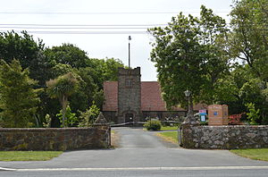 Tai Tapu - St Paul's church, Tai Tapu