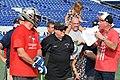 Tailgate Bayhawks Game Navy Marine Corps Memorial Stadium (28153928287).jpg