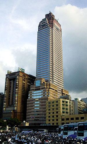 Shin Kong Life Tower - Image: Taipei.shinkong 01.altonthompson