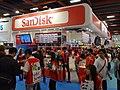 Taipei IT Month SanDisk 20131130.jpg