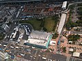Taipei West Bus Station Terminal A and B view from Shin Kong Life Tower 20100816.jpg