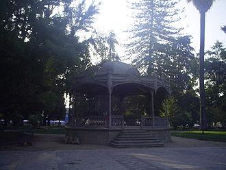Talca - Image: Talca plaza