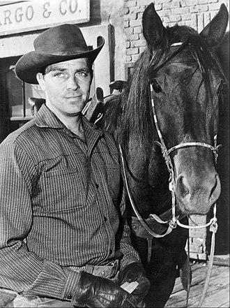 Tales of Wells Fargo - Dale Robertson as Jim Hardie, 1958.