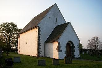 Finnøy - Talgje Church