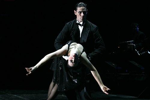 Bailando Tango en Buenos Aires