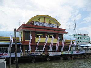 Great Karimun - Tanjung Balai port