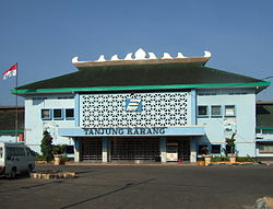 Tanjung Karang Train Station.JPG