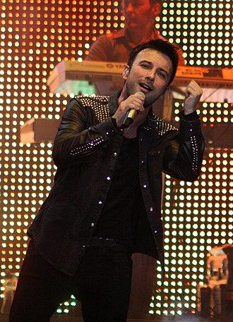 Tarkan (singer) - Tarkan in concert, 2011
