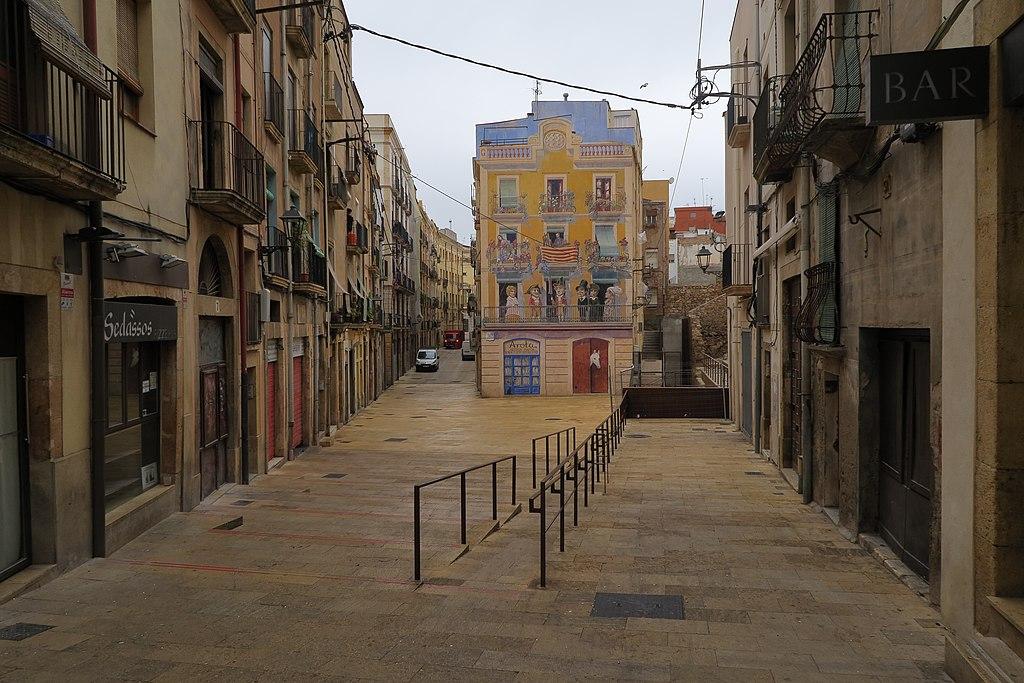Tarragona, Plaça dels Sedassos