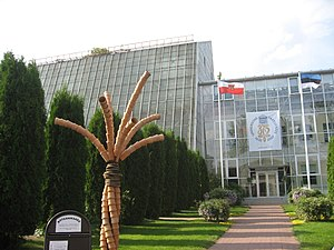 University of Tartu Botanical Gardens