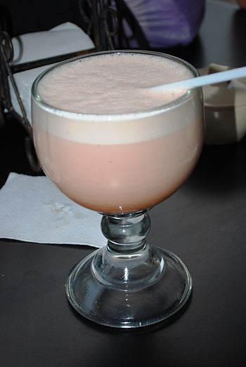 Drink called taxcalate TaxcalatePalenque.JPG