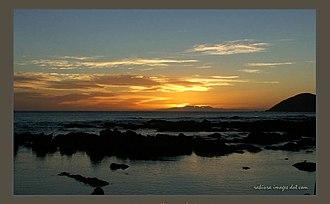 Te Raekaihau Point - Image: Te Raekaihau Point
