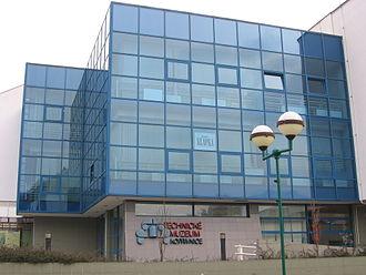 Kopřivnice - Technical museum