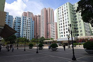Kowloon Bay - Telford Gardens