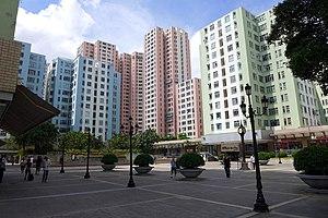Kowloon Bay - Telford Gardens