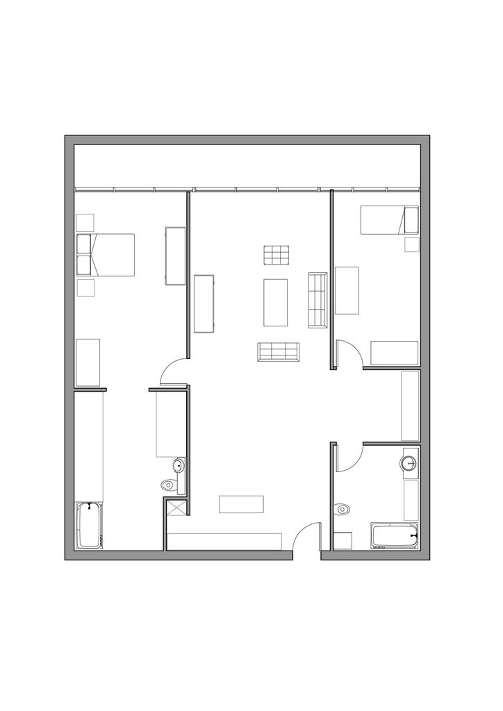 woolstore 2 bedroom