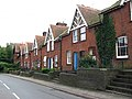 Terraced houses on Briston Road (B1354) - geograph.org.uk - 953249.jpg