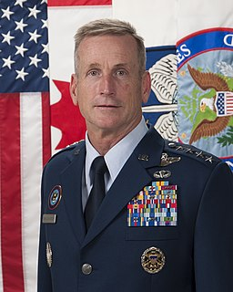 Terrence J. OShaughnessy American Air Force general