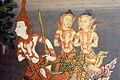 Thai - Vessantara Jataka, Chapter 3 - Vessantara Gives Away the Chariot - Walters 35233 - Detail.jpg