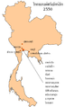 Thai League Location in Thai language 2550.png