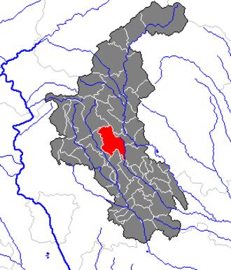 Thannhausen, Styria - Image: Thannhausen in WZ