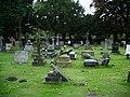 The Catholic Church of St Joseph, Wrightington, Shrine of St John Rigbye, Graveyard - geograph.org.uk - 574448.jpg