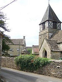 The Church of St Andrew, Leighterton - geograph.org.uk - 1383460.jpg
