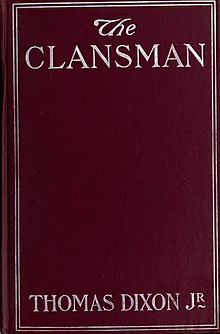 The Clansman 1st Ed.jpg