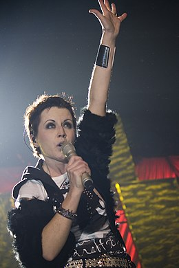The Cranberries en Barcelona 2.jpg