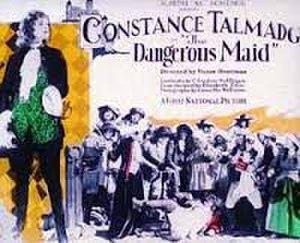 The Dangerous Maid - Image: The Dangerous Maid 1923