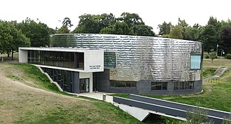 Ivor Crewe - The Ivor Crewe Lecture Hall at the University of Essex, completed in 2006.