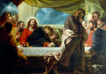 The Last Supper (Dark side of the Eucharist), 1786 by Benjamin West.png
