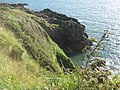 The Lick from the coastal path - geograph.org.uk - 1536587.jpg