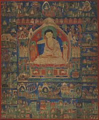 The Life of Milarepa (1040-1123)